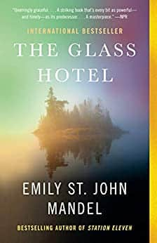 Kindle eBook: The Glass Hotel by Emily St. John Mandel - $1.99 - Amazon, Google Play, B&N Nook, Apple Books and Kobo