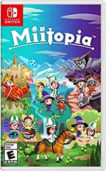 Miitopia (physical copy - Nintendo Switch - $41.88 (Amazon, Gamestop) or $42.99 (Best Buy)
