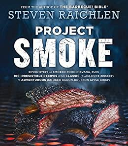 Kindle Cookbook eBook: Project Smoke Barbecue by Steven Raichlen - $1.99 - Amazon, Google Play, B&N Nook, Apple Books and Kobo