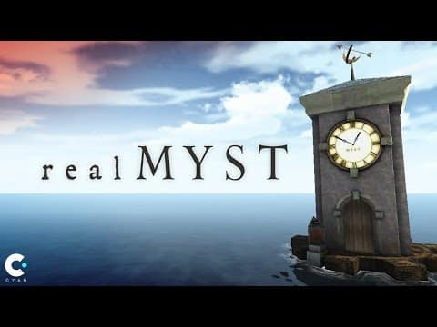Android Game: real MYST - $1.49 - 88% off (regularly $6.99) - Google Play