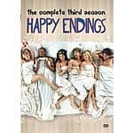 Happy Endings - Complete Season 3 Boxset - 3 DVDs  $23.49 - Amazon.com