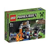 Lego Deal: Lego Minecraft IN STOCK - The Cave 21113 - $19.99, The First Night 21115 - $39.99, Ender Dragon $69.99 - Lego.com - FS with $75+