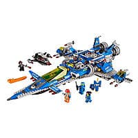 Toys R Us Deal: Lego 70816 Lego Movie Benny's Spaceship Spaceship Spaceship! - $79.99 or less +FS OR Free Lego Movie DVD B&M ToysRUs TRU