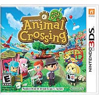 Nintendo 3DS games - 2 for $40 - Pokemon Art Academy, Ultimate NES Remix, Donkey Kong Country Returns, Animal Crossing New Leaf, Mario Kart 7 +more ToysRus TRU