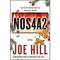 Amazon Deal: Joe Hill - NOS4A2 Horror Novel - Kindle Edition $1.99 - Stephen King's son - Amazon.com