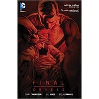 Amazon Deal: Inifnity Gauntlet Marvel Comics and Final Crisis DC Comics - Kindle Editions $4.99 each - Amazon.com