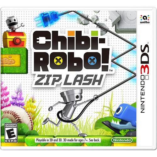 Chibi-Robo + Amiibo - Nintendo 3DS $24.99 +FS @ ToysRUs
