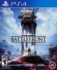 Star Wars Battlefront Used PS4/XB1 Playstation 4/XBox One - Gamefly $18+FS