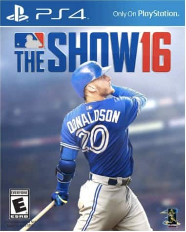 MLB The Show 16 - PS4 Playstation 4 - Amazon Prime Members - $19.99+FS