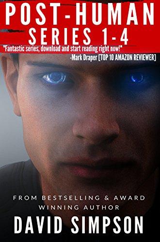 Post-Human Omnibus Edition (1-4) (Post-Human Series) - Kindle Sci-Fi Book FREE - Amazon.com