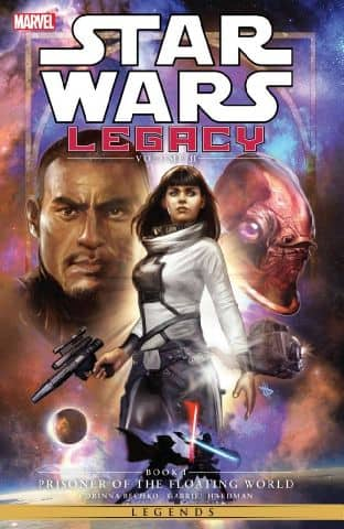 Comixology - Star Wars Graphic Novel sale over 90% off ($1 per Graphic Novel!)