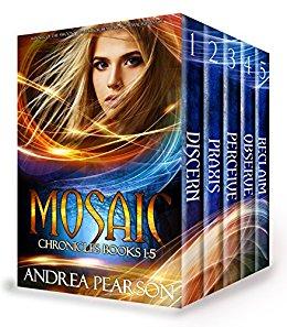 Mosaic Chronicles Books 1-5 Boxset - FREE Kindle edition - YA Sci-fi - 4.7 stars in 242 reviews  - Amazon.com