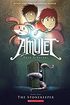 Amulet Graphic Novel Book 1: The Stonekeeper - Kindle edition $1.99 - Amazon