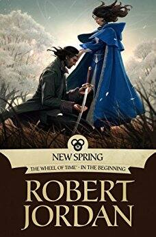 Kindle Fantasy Book - New Spring: The Wheel of Time Book 0 by Robert Jordan - $2.99 - Amazon and Google Play