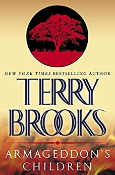 Kindle Fantasy Book - Armageddon's Children (Genesis Of Shannara Book 1) by Terry Brooks - $1.99 Amazon and Google Play