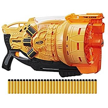 Nerf Doomlands The Judge - Revolving 30 Dart drum Multi-fire - $24.99 - Amazon.com