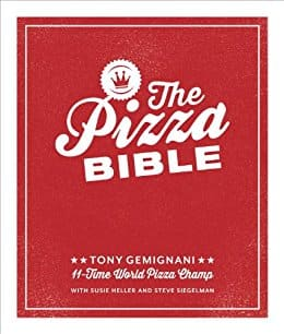 Kindle Cookbook: The Pizza Bible: The World's Favorite Pizza Styles by Tony Gemingnani (4.7 stars in 339 reviews) - $1.99 Amazon