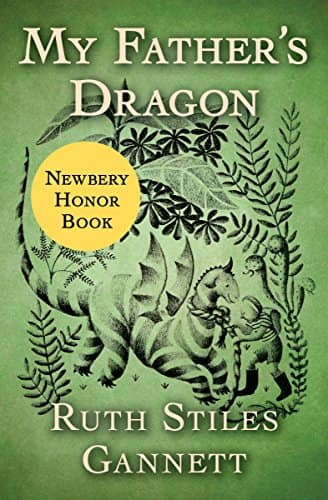 Free Kindle Newbery Honors Childrens' Book - My Father's Dragon by Ruth Stiles Gannett - Amazon
