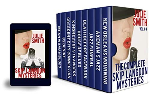 Free Kindle 9 Book Mystery Boxset: Skip Langdon Complete Series by Julie Smith (Edgar Award Winner) - Amazon