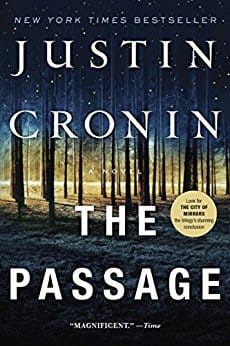 Kindle & Google Post-Apocalyptic eBook: The Passage - Justin Cronin (4.2 stars in 3,889 reviews) - $2.99 - Amazon.com