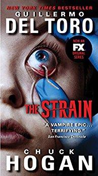 Kindle Horror Book: The Strain Book 1 by Guillermo Del Toro & Chuck Hogan (4.2 stars in 2,226 reviews) -  F/X TV series - $1.99 - Amazon.com