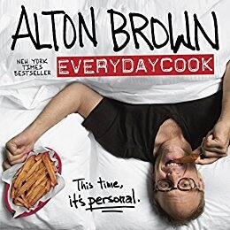 Kindle Cookbook: Alton Brown: EveryDayCook by Alton Brown (Good Eats) - 4.6 stars in 347 reviews - $1.99 - Amazon and Google Play