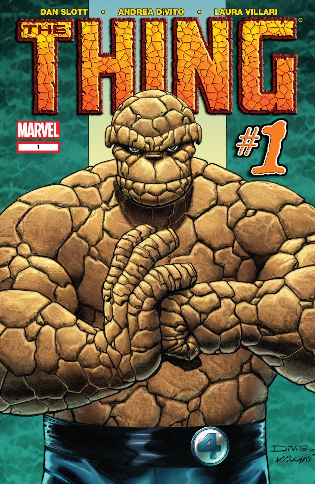 Comixology Free Marvel Digital Comics - Daredevil, Iron Man, Bullseye, The Thing