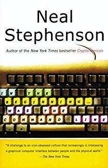 Kindle eBook - Neal Stephenson: In the Beginning...Was the Command Line - $1.99 - Amazon or Google Play Store