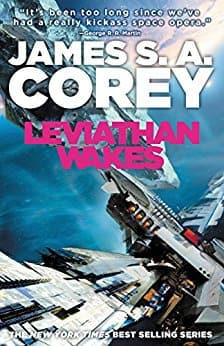 Kindle Sci-Fi Book: The Expanse - Leviathan Wakes Book 1 - Syfy Channel series $2.99 - Amazon.com and Google Play
