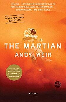 Kindle Sci-Fi eBook - The Martian by Andy Weir (4.7 stars in over 30,000 reviews) - $2.99 - Amazon and Google Play