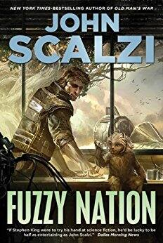 Kindle Sci-Fi eBook: Fuzzy Nation by John Scalzi (4.3 stars in 399 reviews) - $2.99 - Amazon and Google Play
