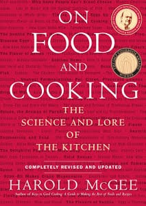 Kindle Cookbook eBook: On Food and Cooking: The Science and Lore of the Kitchen by Harold McGee - $1.99 (90% off) - Amazon and Google Play