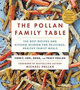 Cookbooks kindle ebook the pollan family table or my year in deal image fandeluxe Gallery
