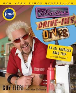 Kindle Cookbook Diners Drive Ins And Dives An All American Road