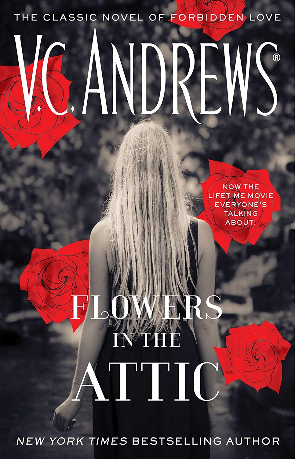 Kindle Classic Trash Horror: Flowers in the Attic by VC Andrews - $1.99 - Amazon and Google Play