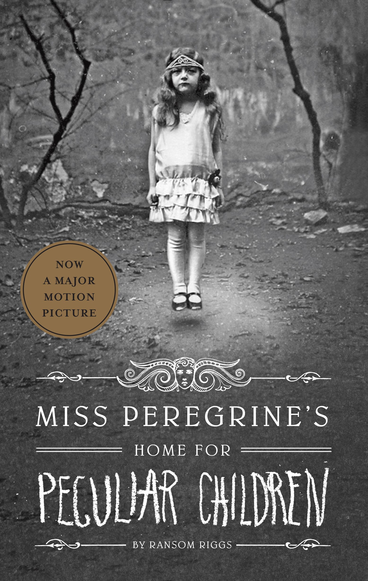 Kindle Fantasy YA eBook Series: Miss Peregrine's Home for Peculiar Children Books 1-4 - $1.99 each - Amazon, Google Play and Nook