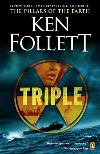 Kindle Thriller eBook: Triple by Ken Follett - $1.99 - Amazon, Google Play, B&N Nook