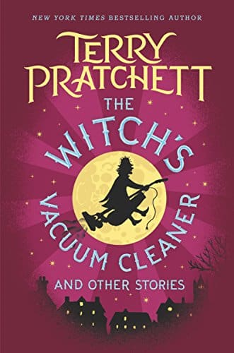 Kindle YA eBooks: Witch's Vacuum Cleaner - Terry Pratchett, Love, Simon, Dorothy Must Die, El Deafo,, Princess Academy + many more - $0.50-$2 each - Amazon, Google Play, B&N Nook