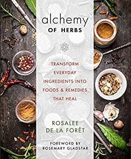 Kindle eBook: Alchemy of Herbs by Rosalee de la Foret - 4.9 stars in 1,700 reviews - $1.99 - Amazon, B&N Nook, Apple Books and Kobo