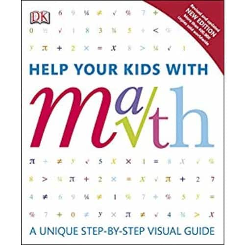 Kindle eBook: Help Your Kids with Math: A Unique Step-by-Step Visual Guide - Amazon, Google Play, B&N Nook  - $1.99