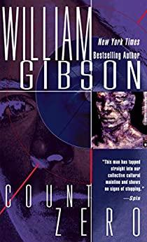 Kindle Sci-Fi Cyberpunk eBook: Count Zero by William Gibson - Amazon, Google Play, B&N Nook, Apple Books and Kobo - $1.99