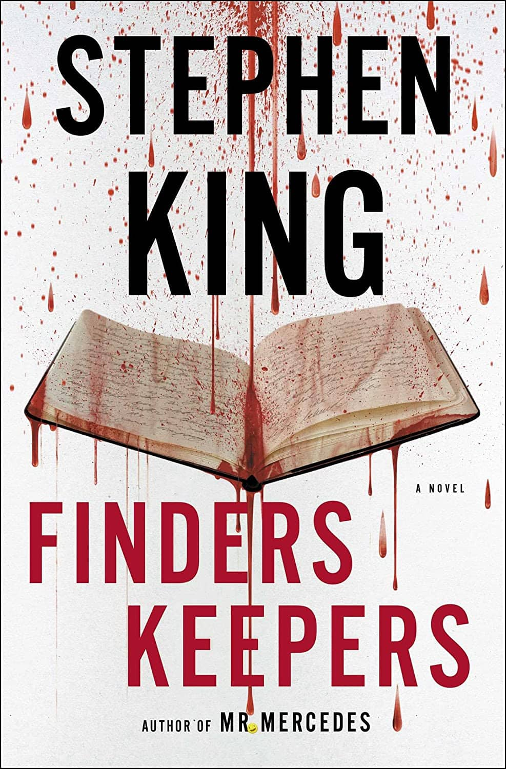 Kindle Stephen King eBook: Finders Keepers (The Bill Hodges Trilogy Book 2) - Amazon, Google Play, B&N Nook, Apple Books and Kobo - $3.99