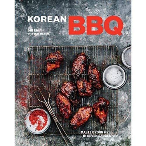 Kindle Cookbook eBook: Korean BBQ: Master Your Grill in Seven Sauces by Bill Kim - Amazon, Google Play, B&N Nook, Apple Books and Kobo - $1.99
