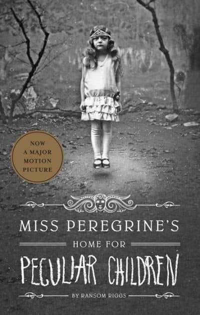 Kindle Fantasy YA eBook Series: Miss Peregrine's Home for Peculiar Children Books 1-5 - $1.99 each - Amazon, Google Play and Nook