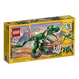 LEGO Creator Mighty Dinosaurs (31058) for $11.99 at Amazon