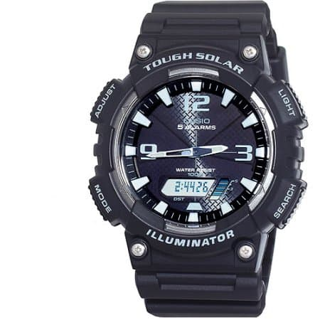 Casio Men's Solar Sport Combination Watch $20 + Free Shipping w/ Prime