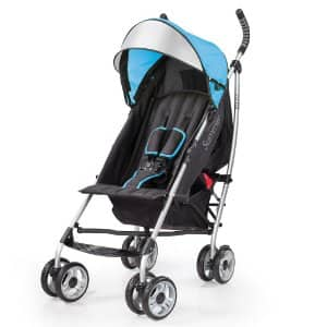 Summer Infant 3Dlite Convenience Stroller, Caribbean Blue $42.49 - Free Shipping