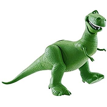 Disney/Pixar Toy Story Talking Rex $12.99 + Free Shipping