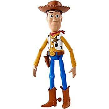 Disney Pixar Toy Story 6 inch Talking Woody $12.99 + Free Shipping