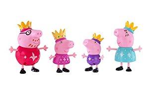 Peppa Pig Royal Family (4 Pack) $7.99 + Free Shipping